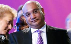 What's Up, Keith Vaz Down ?